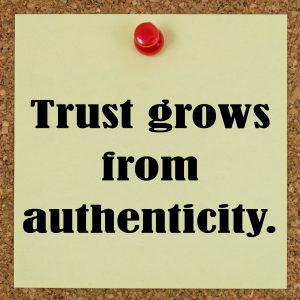 Authenticity Trust