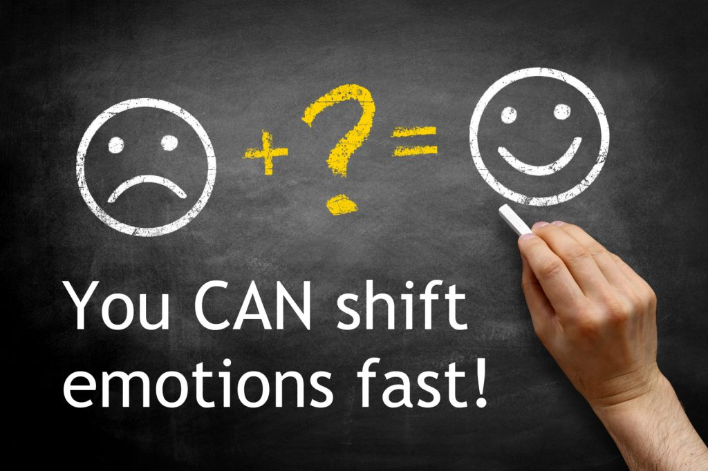 shift emotional patterns fast