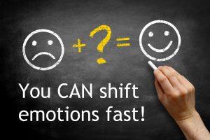 shift emotional patterns fast