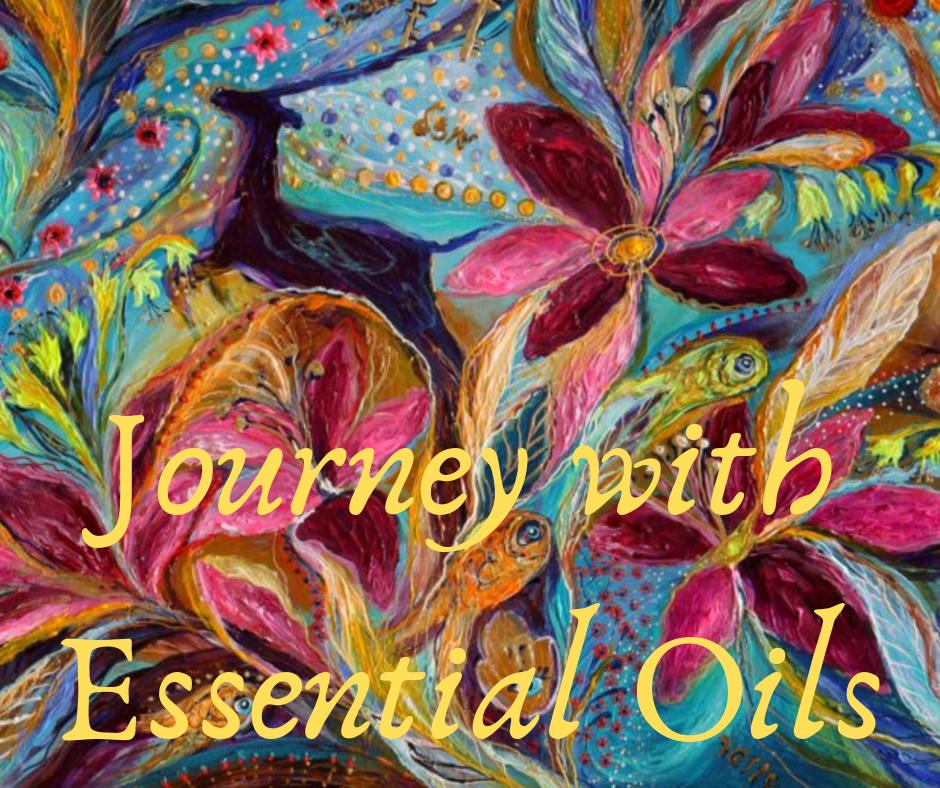 Spiritual Journey Essential Oils